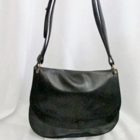 96a045d4da6d PEN & ALEX ITALY leather satchel shoulder hobo